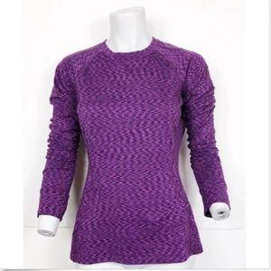 EUC REI Women's Base Layer Shirt Thumb Holes Sz M